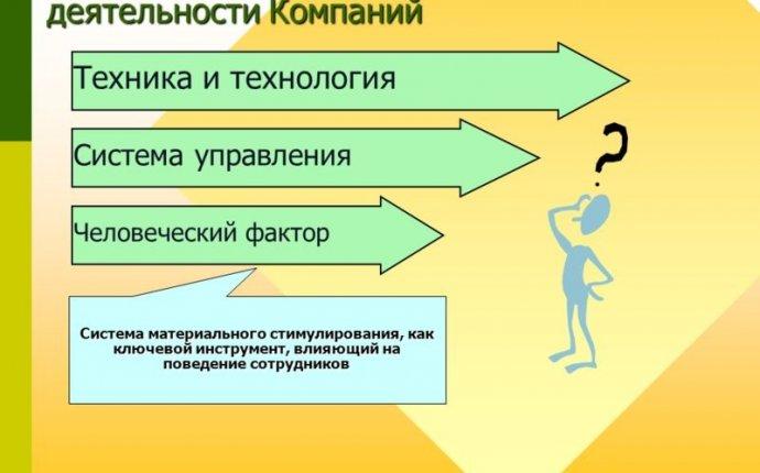 Повышение эффективности управления персоналом на предприятии: пути