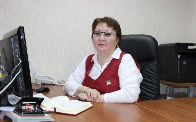 Руководитель службы управления персоналом МР Жиганский НЭР